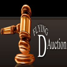 Terry Driggers, Auctioneery and Team will be Hosting our Live Auction